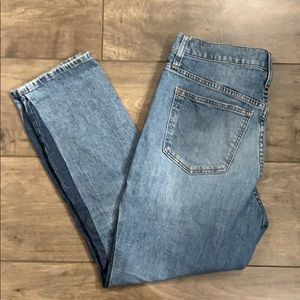 Madewell The High-Rise Slim Boy Jean